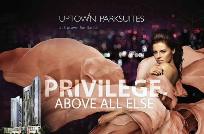 Uptown Parksuites Introduction