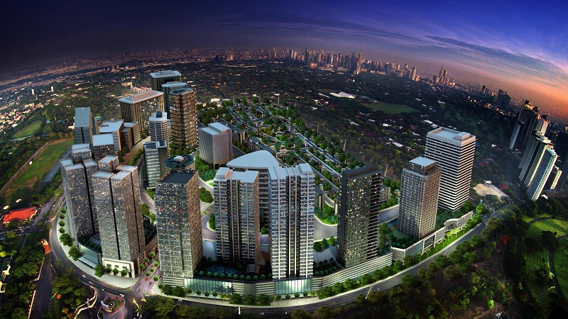 McKinley West by Megaworld