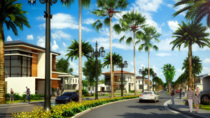 Alabang West Village by Megaworld Global- Estate, Inc.